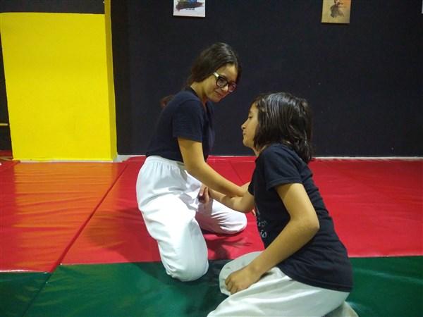aikido ve çocuk