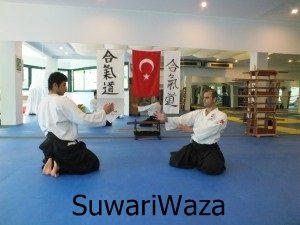 Aikido Teknikleri suwariwaza