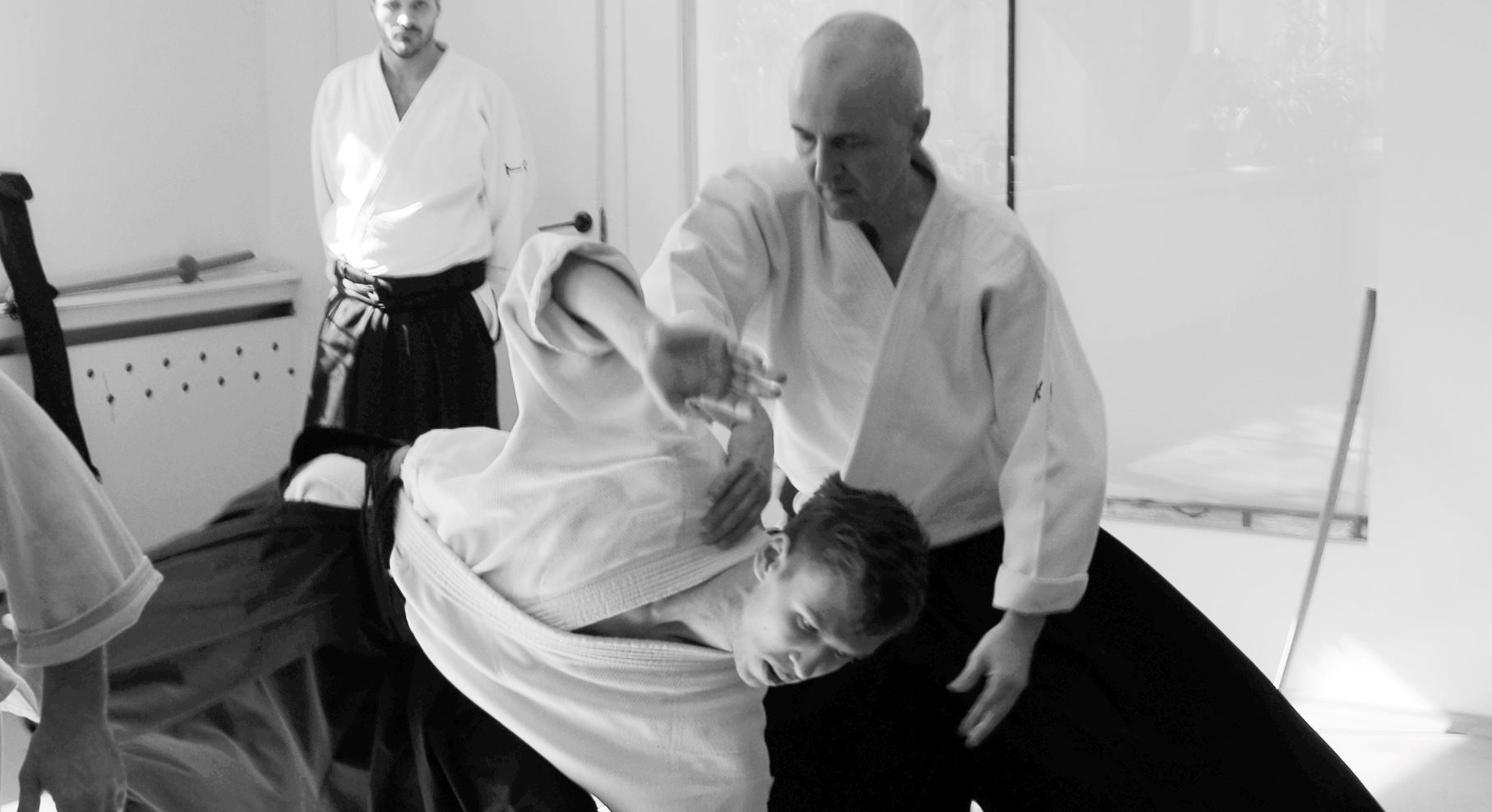 Bodo Rodel Antalya Aikido Semineri