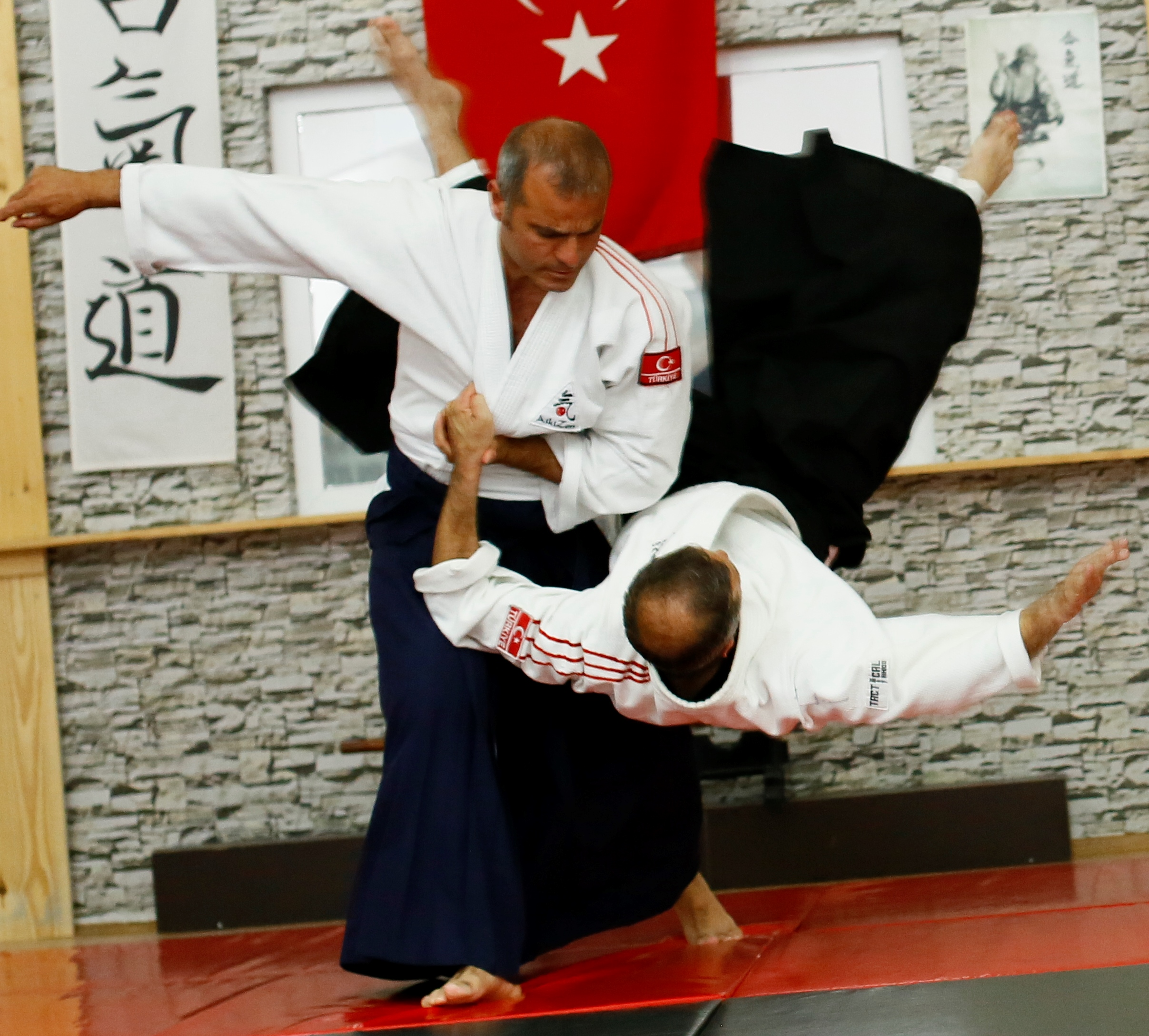 aikido teknikleri kokyunage