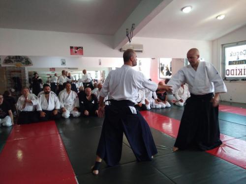 Aikido Semineri Aikizen Dojo