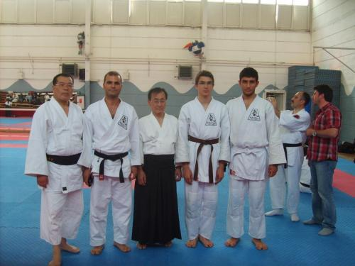 Ankara Aikido Semineri